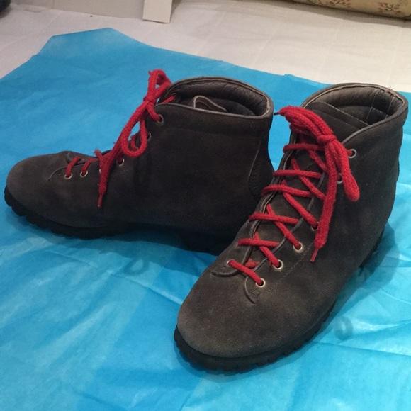 9b582c7f17a Women's Italian leather hiking boots